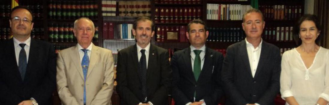(Español) El colegio de abogados preside unión profesional Málaga