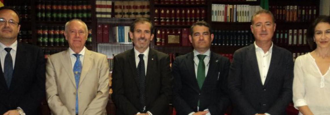 El colegio de abogados preside unión profesional Málaga